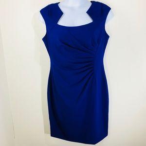 Calvin Klein Purple Dress Size 14
